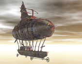 Airship — Stock Photo