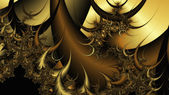 Fractal Structure — Stock Photo