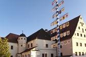 In der altstadt von neustadt, deutschland — Stockfoto