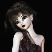 Female Fairy — 图库照片
