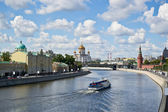 Moscow Cathedral of the Redeemer — Stock Photo