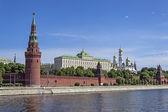 Big Kremlin palace — Stock Photo