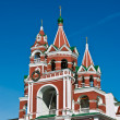 Savvino-storozhevsky monastery. Zvenigorod — Stock Photo #15506223