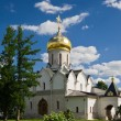Savvino-storozhevsky monastery. Zvenigorod — Stock Photo #15506281