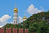 Ivan Velikogo's belltower. Moscow Kremlin — Stock Photo