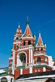 Savvino-storozhevsky monastery. Zvenigorod — Stock Photo