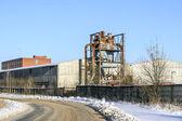 Industrial territory — Stock Photo