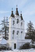 Belltower, Vyazema's estate — Stock Photo