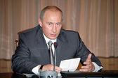 Russian President Vladimir Putin — Stock Photo