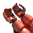 Hands of robot — Stock Photo #13741705
