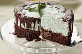 Piece of cake - Stock image — Stock Photo