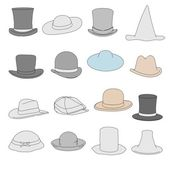 Image of hats (accessories) — Foto de Stock