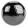 3d render of discoball — Stock Photo