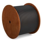 Realistic 3d render of wire spool — Stock Photo