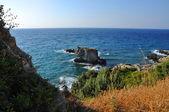 Photo of beautiuful scenery of Aegean sea — Stock Photo