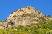 Photo of mountains of Samos island — Stock Photo