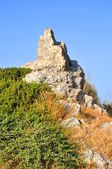 Photo of rock on Samos island — Stock Photo