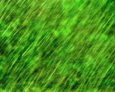 Texture de pluie vert — Photo