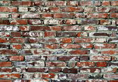 Brick wall wallpaper — Stock Photo