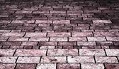 Old pink tile — Stock Photo