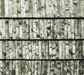 Drewno gontem tło — Zdjęcie stockowe