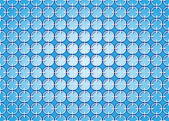 Abstract background Cross linked blue — Stock Photo
