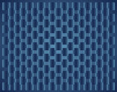Background dark blue squares — Stock Photo