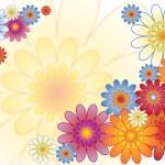Spring flower — Stock Vector #22292805