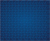 Blue wavelets background — Stock Photo