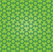 Patrón abstracto verde — Foto de Stock