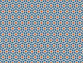 Мозаика звёзд — Стоковое фото