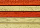 Wooden moldings — 图库照片