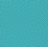 Wavy emerald grid background — Stock fotografie