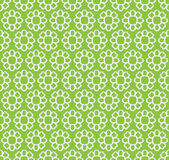 Pattern flover green — Stock Photo