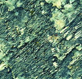Quartz texture obliquely grooved — Stock Photo