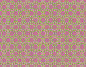 Cut out pink pattern — Foto Stock