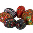 UkrainiEaster Eggs — Stock Photo #21256245
