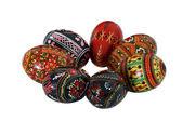 Ukrainian Easter Eggs — Stock Photo