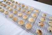 Home made cookies — Stock Photo