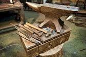 Metal fabrication tools — Stock Photo