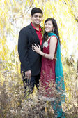 Young Happy Indian Couple — Stock Photo