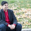 Young Happy Indian Man — Stock Photo #50553481