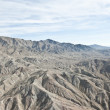 Desert view  from a helicopter. — Stock Photo #50559275