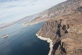Dry and wet mountainous Grand Canyon — Stock Photo