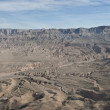 Desert view  from a helicopter. — Stock Photo #50560561