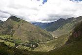 Beautiful Peruvian landscape — Stock Photo