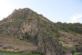 Peruvian mountain — Стоковое фото