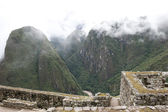 View from Machu Picchu — Stock Photo