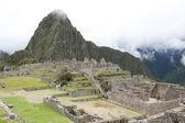 View from Machu Picchu — Стоковое фото
