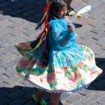 Festival Participants in Cusco, Peru — Stock Photo #12242012